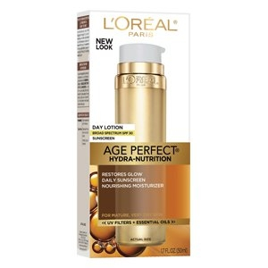 Age Perfect Hydra-Nutrition Day Lotion SPF 30 by L'Oreal Paris