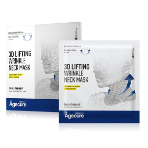 Agecure 3D Lifting Wrinkle Neck Mask by Neogen