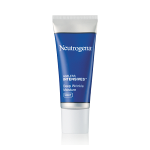 Ageless Intensives Deep Wrinkle Anti-Wrinkle Moisture, Night by Neutrogena