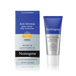 Ageless Intensives Deep Wrinkle Anti-Wrinkle Moisture SPF 20 by Neutrogena