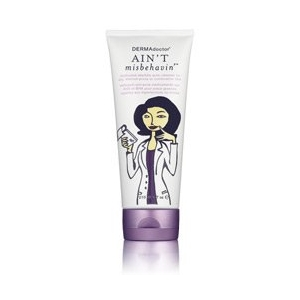 Ain´t Misbehavin´ Medicated AHA/BHA Acne Cleanser by DERMAdoctor