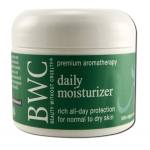 All Day Moisturizer, Benefits Normal to Dry Skin by Beauty Without Cruelty