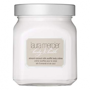 Almond Coconut Milk Soufflé Body Crème by Laura Mercier