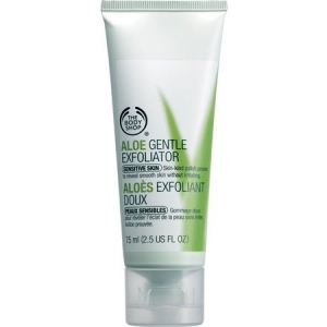 Aloe Gentle Exfoliator, for Sensitive Skin by The Body Shop