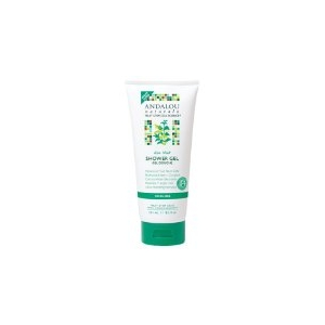 Aloe Mint Cooling Shower Gel by Andalou Naturals