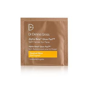 Alpha Beta Glow Pad for Face - Gradual Glow by Dr. Dennis Gross Skincare