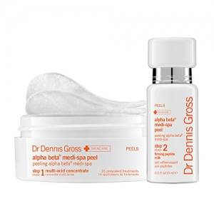 Alpha Beta Medi-Spa Peel (Step 1 Multi-Acid Concentrate Pads) by Dr. Dennis Gross Skincare