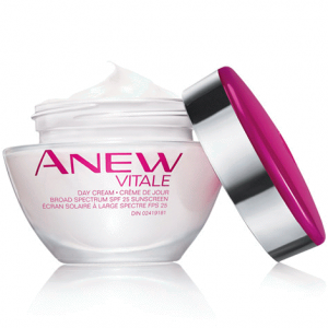 Anew Vitale Day Cream Broad Spectrum SPF 25 by Avon