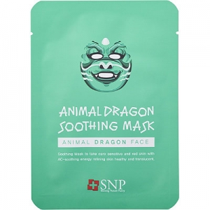 Animal Dragon Soothing Mask Sheet by SNP