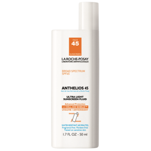 Anthelios 45 Ultra Light Sunscreen Fluid for Face by La Roche-Posay