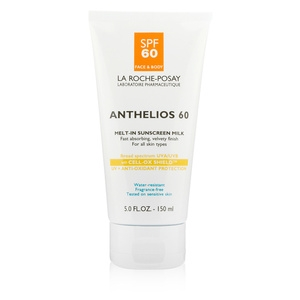 Anthelios 60 Body Milk Sunscreen by La Roche-Posay
