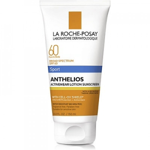 Anthelios 60 Sport Actuvewear Lotion Sunscreen SPF 60 by La Roche-Posay