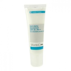 Anti-Aging Moisturizer SPF 20 | PA++ for Blemish-Prone Skin by Murad