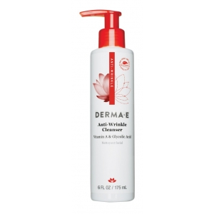 Anti-Wrinkle Cleanser with Vitamin A & Glycolic Acid by Derma E