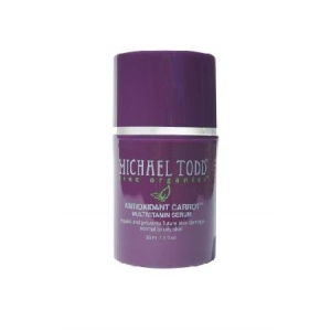 Antioxidant Carrot Multivitamin Serum by Michael Todd