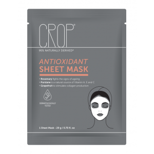Antioxidant Sheet Mask by Crop Natural