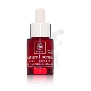 Apivita Natural Serum - Line Reducer by Apivita