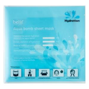 Aqua Bomb Sheet Mask by belif