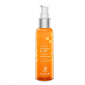 Argan Oil + C Natural Glow 3 in 1 Treatment by Andalou Naturals