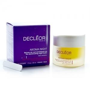 Aroma Night Iris Rejuvenating Night Balm by Decléor