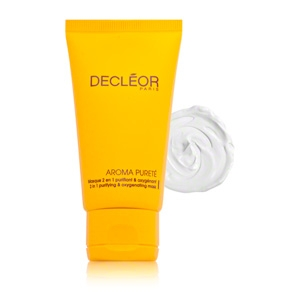 Aroma Purete 2 in 1 Purifying and Oxygenating Mask by Decléor