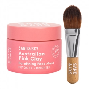 Australian Pink Clay Porefining Face Mask by Sand&Sky