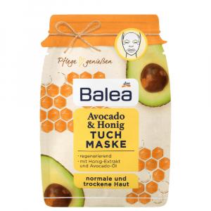 Avocado & Honey Sheet Mask by Balea