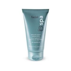 BC Spa Facial Defend & Restore Moisture Creme SPF 20 by BeautiControl