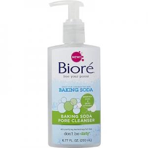 Baking Soda Liquid Pore Cleanser by Bioré