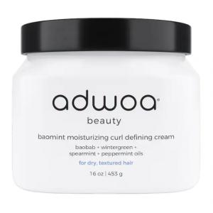 Baomint Moisturizing Curl Defining Cream by Adwoa Beauty