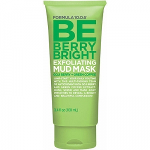 Be Berry Bright Exfoliating Mud Mask by Formula 10.0.6
