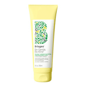 Be Gentle, Be Kind Banana + Coconut Nourishing Superfood Body Cream by Briogeo