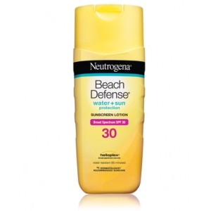 Beach Defense Sunscreen Lotion Broad Spectrum SPF 30 by Neutrogena