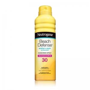 Beach Defense Sunscreen Spray Broad Spectrum SPF 30 by Neutrogena