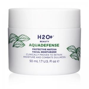 Aquadefense Protective Matcha Facial Moisturizer by H2O+ Beauty