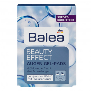 Beauty Effect Eye Gel Pads by Balea