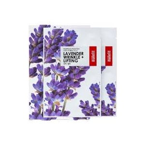 Beauty Planner Lavender Sheet Mask by Manefit