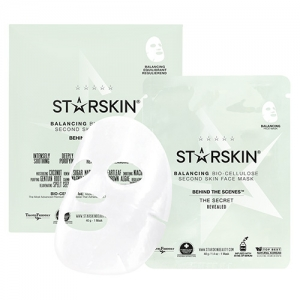 Behind The Scenes Balancing Bio Cellulose Second Skin Face Mask by StarSkin
