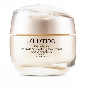 Benefiance Wrinkle Smoothing Day Cream SPF 23 by Shiseido