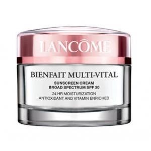 Bienfait Multi-Vital Sunscreen Cream Broad Spectrum SPF 30 by Lancôme