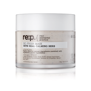 Bio Fresh Mask with Real Calming Herb by re:p