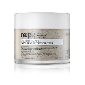 Bio Fresh Mask with Real Nutrition Herbs by re:p