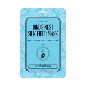 Bird's Nest Silk Fiber Mask by Kocostar