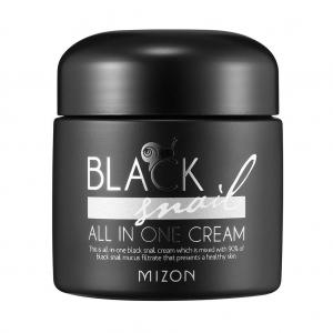 Black Snail All-In-One Cream by Mizon