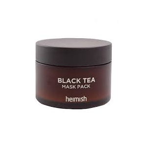 Black Tea Mask Pack by Heimish