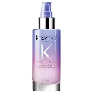 Blond Absolu Sérum Cicanuit Overnight Recovery Treatment for Lightened Hair by Kérastase