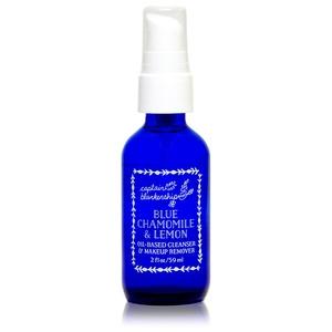 Blue Chamomile & Lemon Oil Based Cleanser & Makeup Remover by Captain Blankenship