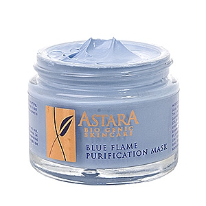 Blue Flame Purification Mask by Astara
