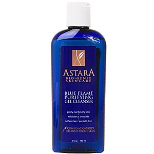 Blue Flame Purifying Gel Cleanser by Astara