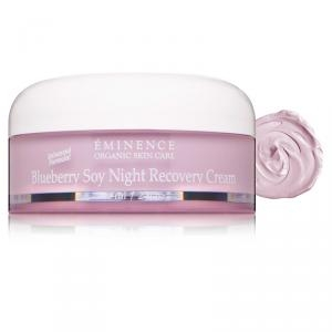 Blueberry Soy Night Recovery Cream by Éminence Organic Skin Care